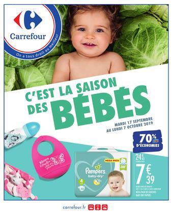 Carrefour catalogue publicitaire (valable jusqu'au 07-10)