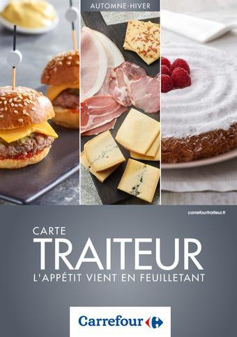 Carrefour catalogue publicitaire (valable jusqu'au 19-03)