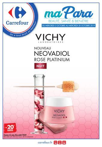 Carrefour catalogue publicitaire (valable jusqu'au 29-10)