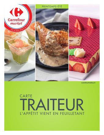 Carrefour Market catalogue publicitaire (valable jusqu'au 30-09)