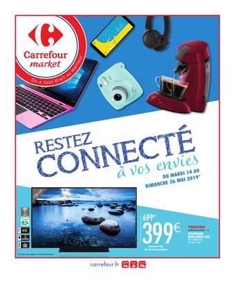 Carrefour Market catalogue publicitaire (valable jusqu'au 26-05)