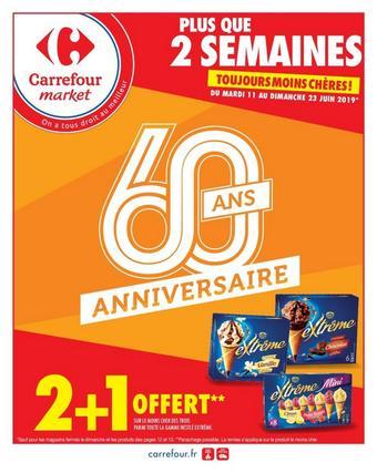 Carrefour Market catalogue publicitaire (valable jusqu'au 23-06)