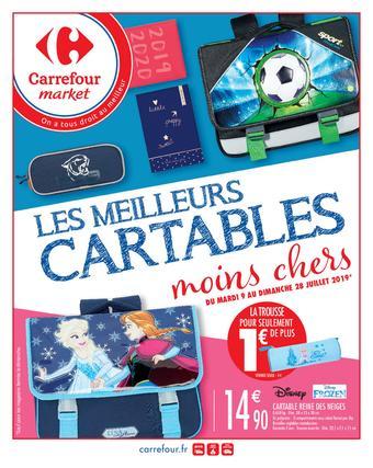 Carrefour Market catalogue publicitaire (valable jusqu'au 28-07)