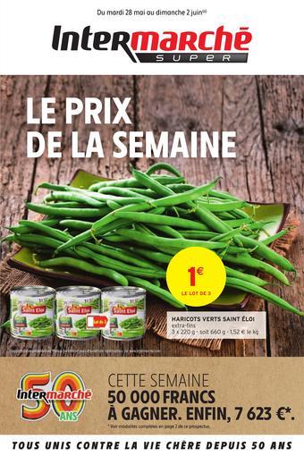 Intermarché catalogue publicitaire (valable jusqu'au 02-06)
