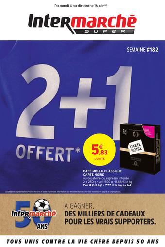 Intermarché catalogue publicitaire (valable jusqu'au 16-06)