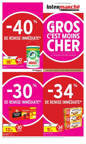 Intermarché catalogue publicitaire (valable jusqu'au 23-06)
