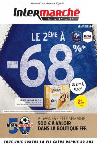 Intermarché catalogue publicitaire (valable jusqu'au 30-06)