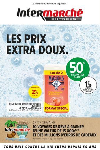 Intermarché catalogue publicitaire (valable jusqu'au 28-07)