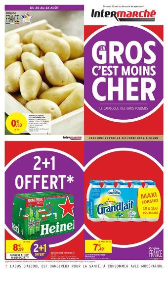 Intermarché catalogue publicitaire (valable jusqu'au 01-09)
