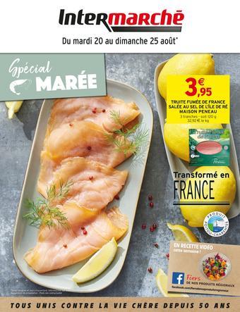 Intermarché catalogue publicitaire (valable jusqu'au 25-08)