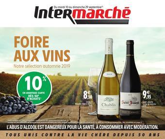 Intermarché catalogue publicitaire (valable jusqu'au 29-09)