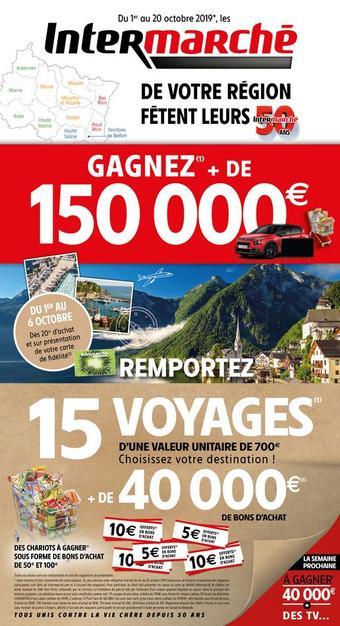 Intermarché catalogue publicitaire (valable jusqu'au 31-10)