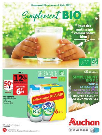 Auchan catalogue publicitaire (valable jusqu'au 04-06)