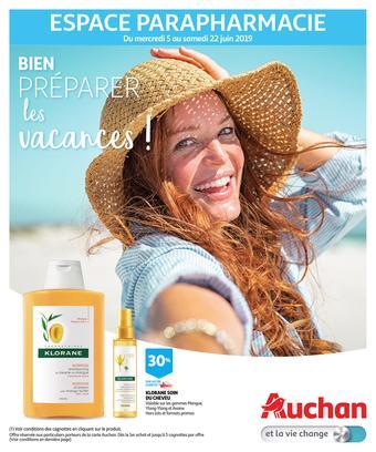 Auchan catalogue publicitaire (valable jusqu'au 22-06)
