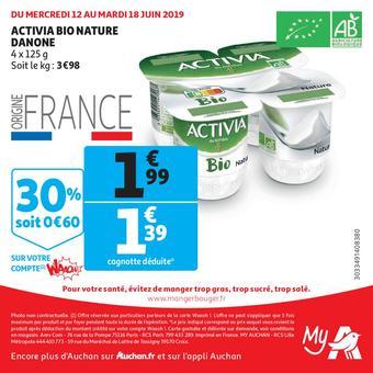 Auchan catalogue publicitaire (valable jusqu'au 18-06)