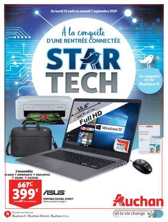 Auchan catalogue publicitaire (valable jusqu'au 07-09)