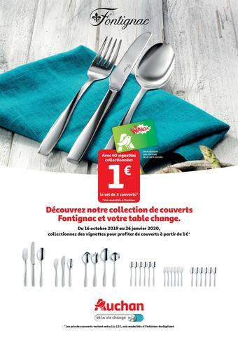 Auchan catalogue publicitaire (valable jusqu'au 26-01)