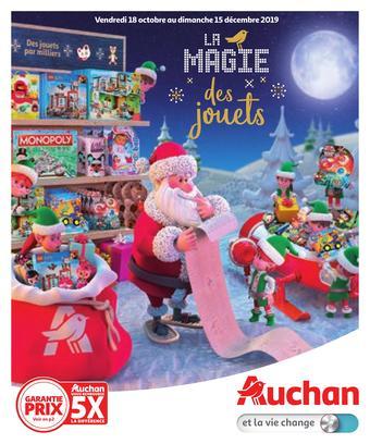 Auchan catalogue publicitaire (valable jusqu'au 15-12)