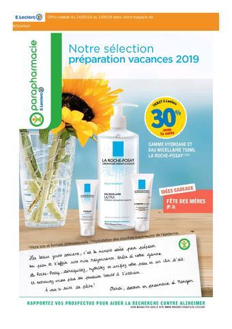 E.Leclerc catalogue publicitaire (valable jusqu'au 01-06)