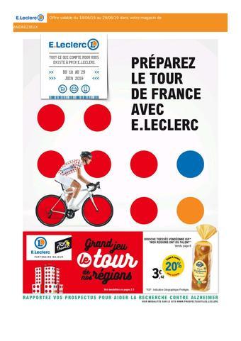 E.Leclerc catalogue publicitaire (valable jusqu'au 29-06)