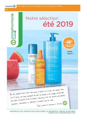 E.Leclerc catalogue publicitaire (valable jusqu'au 03-08)