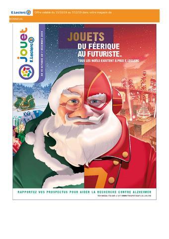 E.Leclerc catalogue publicitaire (valable jusqu'au 07-12)