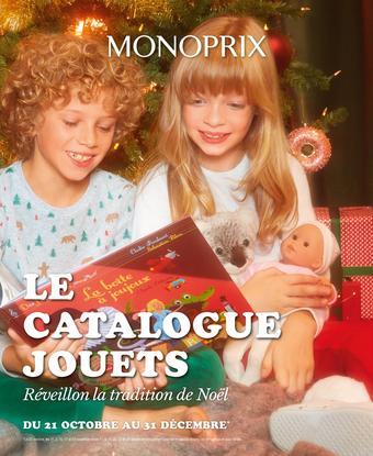 Monoprix catalogue publicitaire (valable jusqu'au 31-12)