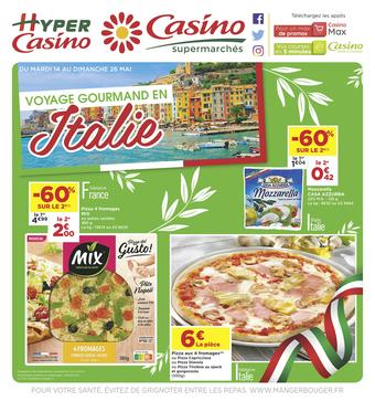 Casino Supermarchés catalogue publicitaire (valable jusqu'au 26-05)