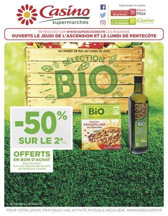 Casino Supermarchés catalogue publicitaire (valable jusqu'au 10-06)