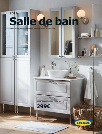 IKEA catalogue publicitaire (valable jusqu'au 31-07)