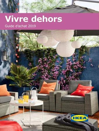 IKEA catalogue publicitaire (valable jusqu'au 31-12)