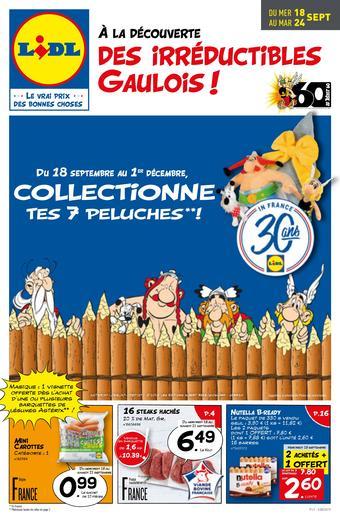 Lidl catalogue publicitaire (valable jusqu'au 24-09)