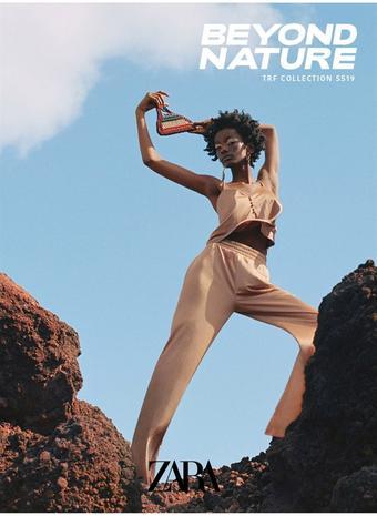 Zara catalogue publicitaire (valable jusqu'au 17-06)