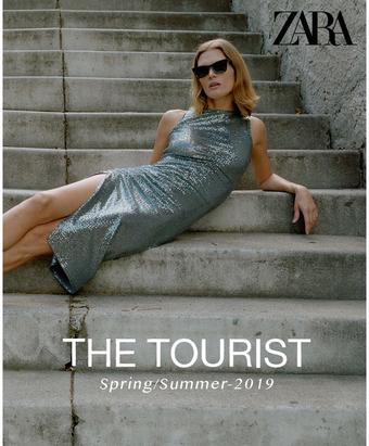 Zara catalogue publicitaire (valable jusqu'au 27-05)