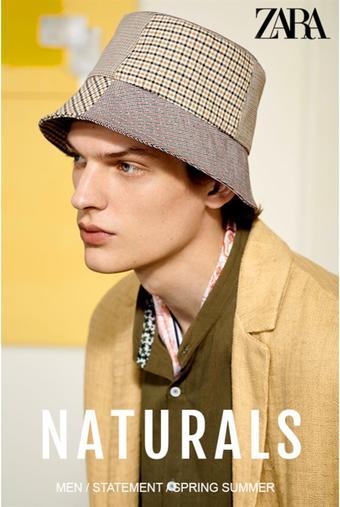 Zara catalogue publicitaire (valable jusqu'au 05-06)