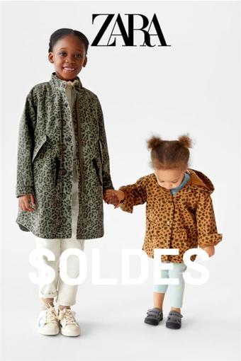 Zara catalogue publicitaire (valable jusqu'au 28-07)