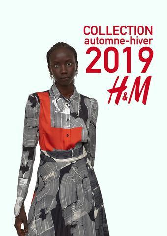 H&M catalogue publicitaire (valable jusqu'au 10-03)