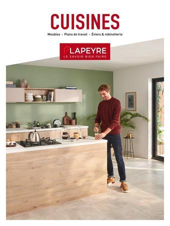 Lapeyre catalogue publicitaire (valable jusqu'au 30-09)