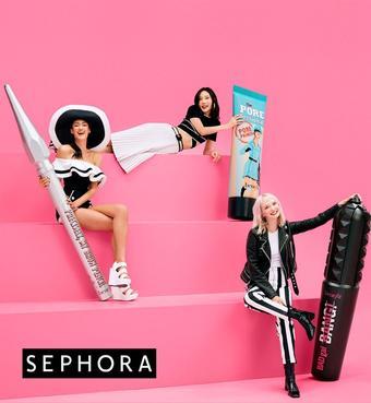 Sephora catalogue publicitaire (valable jusqu'au 11-11)