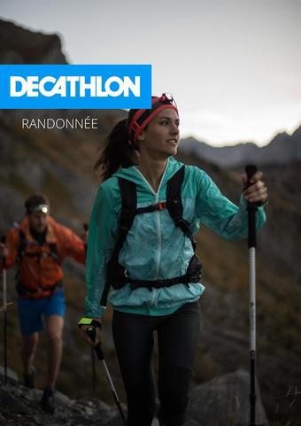 Decathlon catalogue publicitaire (valable jusqu'au 31-07)