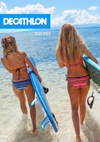 Decathlon catalogue publicitaire (valable jusqu'au 30-09)