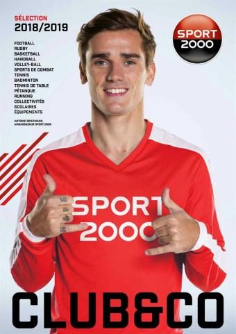 Sport 2000 catalogue publicitaire (valable jusqu'au 30-06)