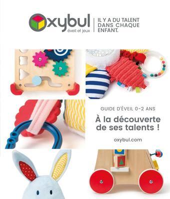 Oxybul catalogue publicitaire (valable jusqu'au 30-09)