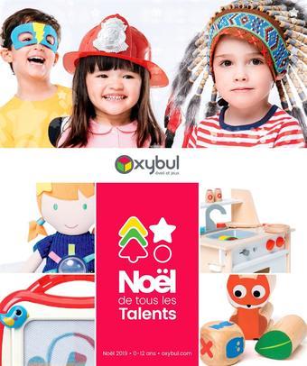 Oxybul catalogue publicitaire (valable jusqu'au 31-12)