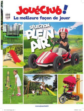 JouéClub catalogue publicitaire (valable jusqu'au 30-06)