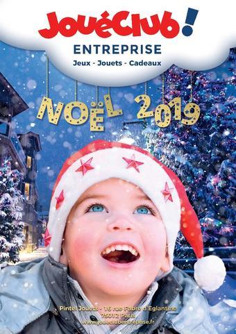 JouéClub catalogue publicitaire (valable jusqu'au 31-12)