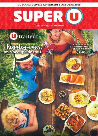 Super U catalogue publicitaire (valable jusqu'au 05-10)
