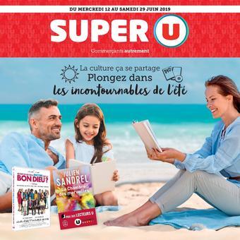 Super U catalogue publicitaire (valable jusqu'au 29-06)