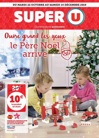 Super U catalogue publicitaire (valable jusqu'au 14-12)