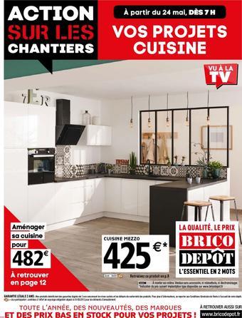 Brico Dépôt catalogue publicitaire (valable jusqu'au 13-06)